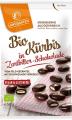 LOGO_Bio Kürbis in Zartbitter-Schokolade