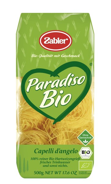 LOGO_Paradiso Bio - Capelli d'angelo