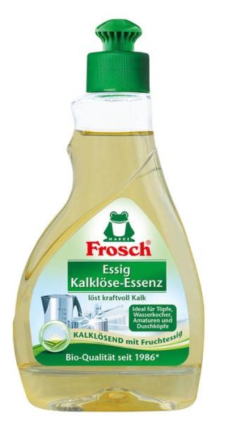 LOGO_Frosch Essig Kalklöse-Essenz
