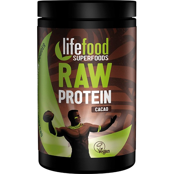 LOGO_Raw Protein Powder Instant Drinks - Raw Cacao Spirulina