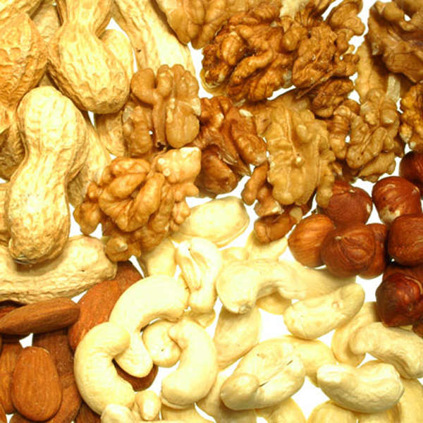 LOGO_Nuts from certified organic cultivation