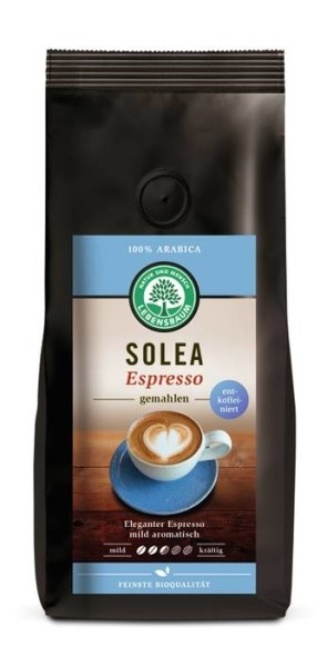 LOGO_Solea Espresso Decaffeinated, Ground