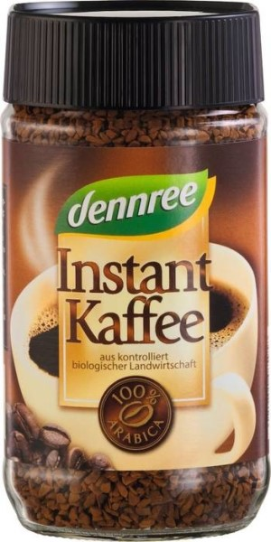 LOGO_Organic instant coffee