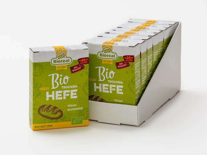 LOGO_Bioreal® organic dry yeast