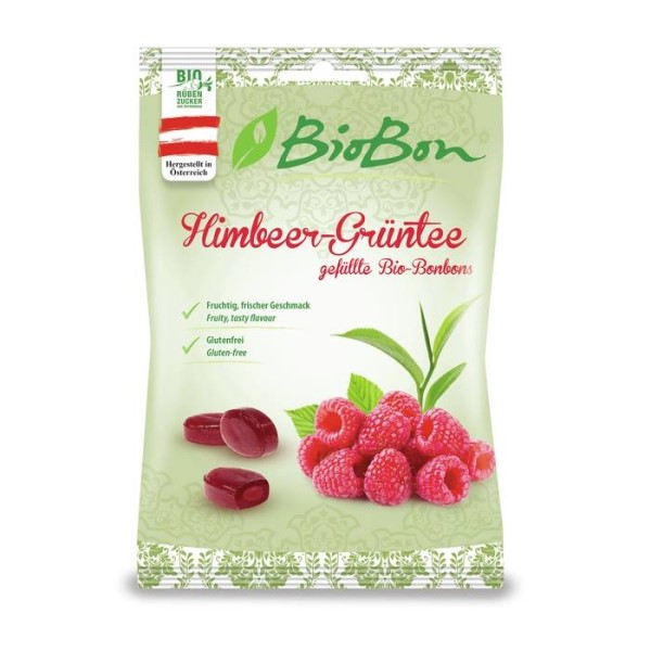 LOGO_Biobon raspberry-green tea candies