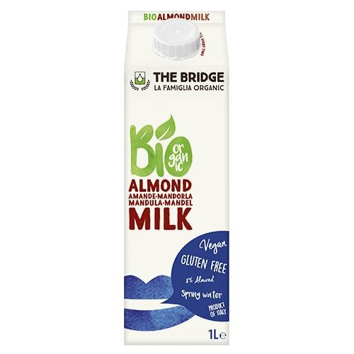 LOGO_BIO ALMOND MILK