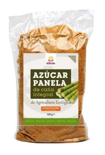 """LOGO_Bulk cane sugar """"Panela"""" 25kg"""