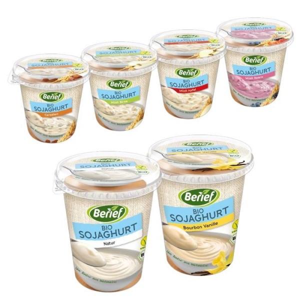 LOGO_Berief Organic soy yoghurt