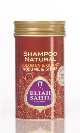 LOGO_SHAMPOO NATURAL  VOLUMEN & GLANZ 100g