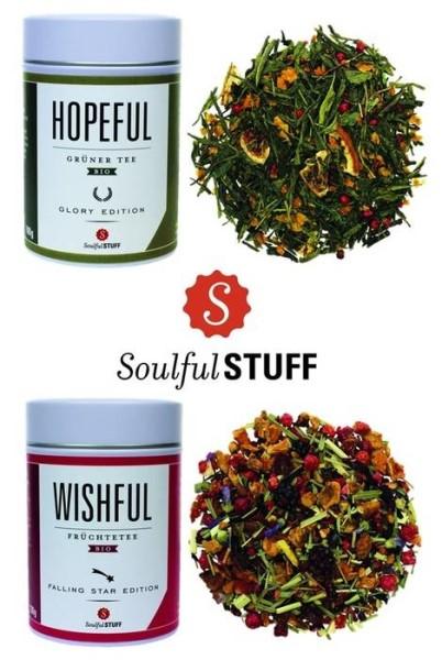 LOGO_Soulful Stuff: Der passende Tee für jeden Moment