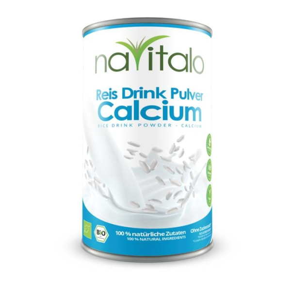 LOGO_naVitalo Rice Drink Powder - Calcium