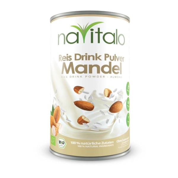 LOGO_naVitalo Rice Drink Powder - Almond