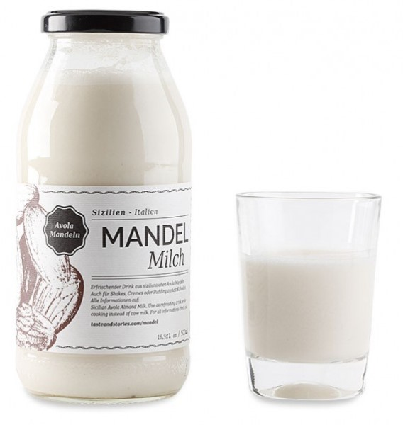 LOGO_MANDELMILCH 500ML (BIO) TASTE & STORIES