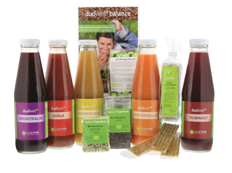 LOGO_duówell® balance Detox Week Organic