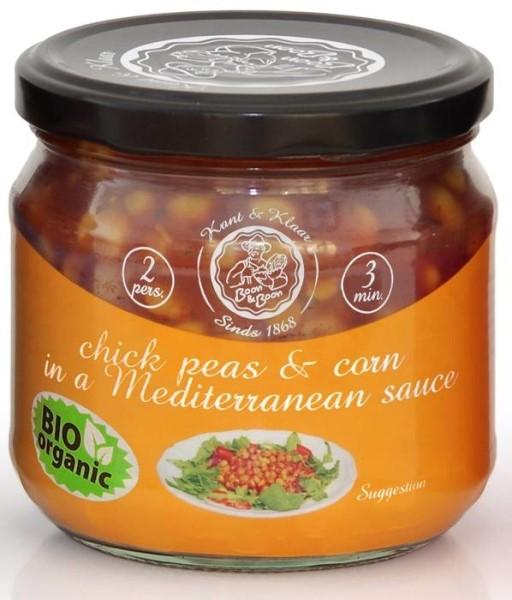 LOGO_Chick Peas & Sweet Corn in Mediterranean sauce