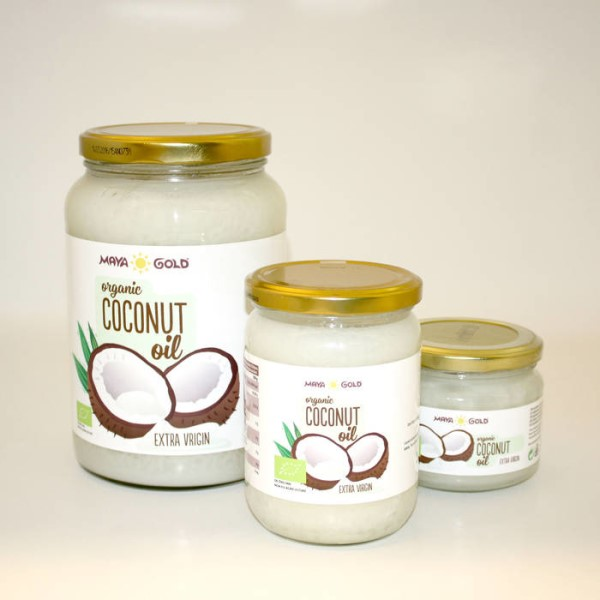 LOGO_Coconut Oil (Extra Virgin, cold centrifuged)