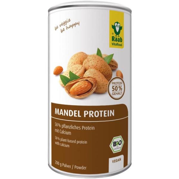 LOGO_Organic Almond Protein