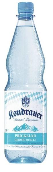 LOGO_Kondrauer Mineralwasser Prickelnd