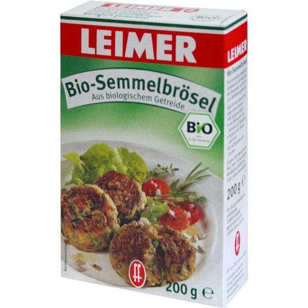 LOGO_LEIMER Bio-Semmelbrösel 200 g