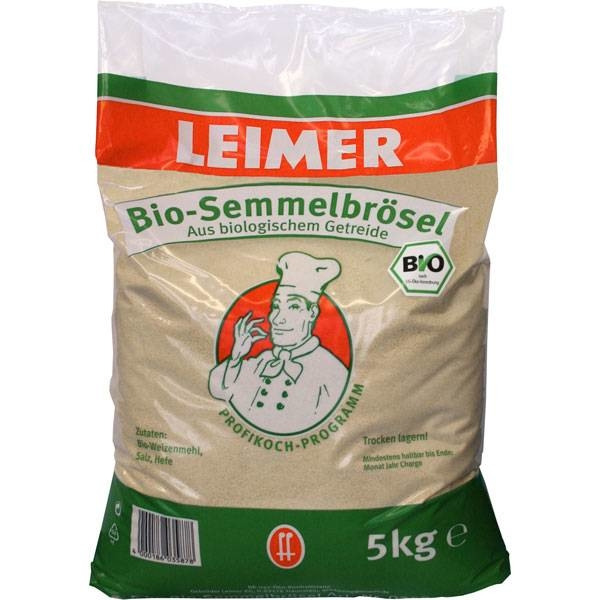LOGO_LEIMER Biological breadcrumbs 5 kg