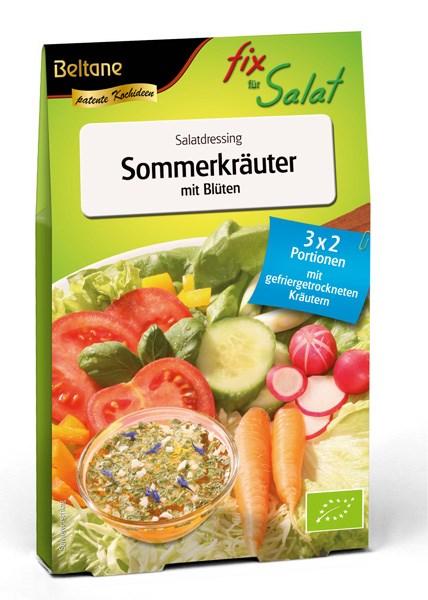 LOGO_Beltane Salatfix Sommerkräuter mit Blüten