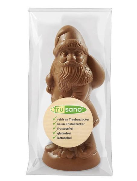 LOGO_Frusano Bio Schokoladen-Weihnachtsmann (Vollmilch)