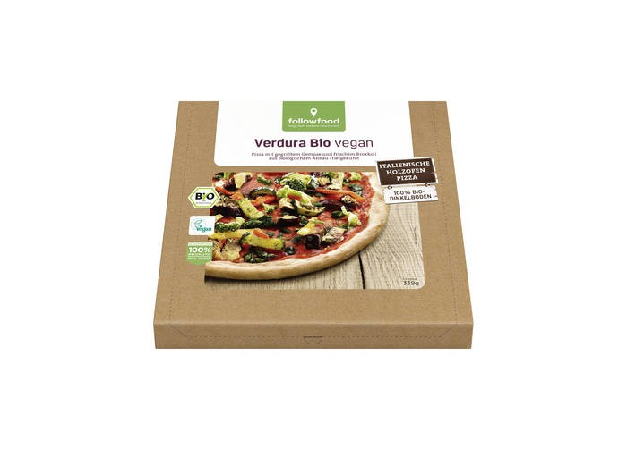LOGO_followfood Pizza Verdura organic vegan 339g