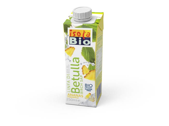 LOGO_Isola Bio Organic Birch Sap with Pineapple Juice