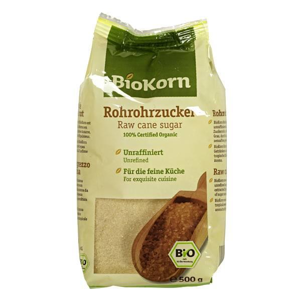 LOGO_BioKorn Rohrohrzucker