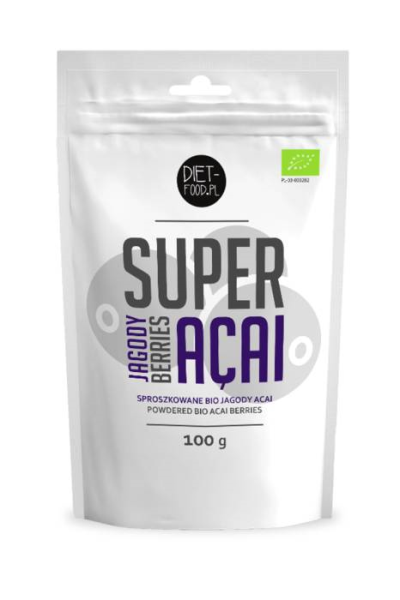 LOGO_Powdered Bio Acai Berries