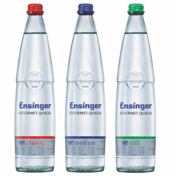 LOGO_Ensinger Gourmet Bio-Mineralwasser