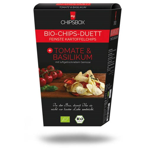 LOGO_ORGANIC CHIPS DUET Tomatoes & Basil