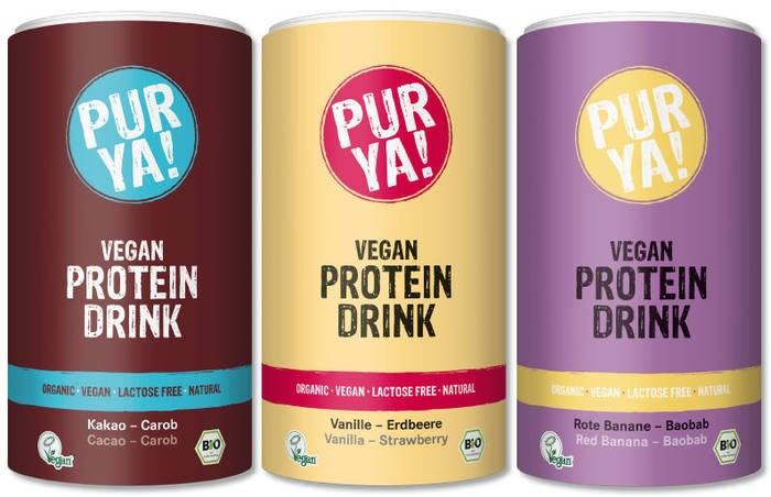 LOGO_Vegan Protein Drinks