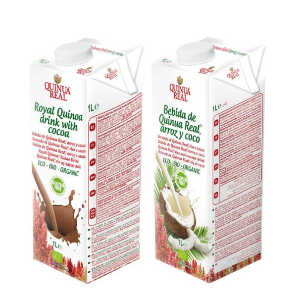 LOGO_Quinoa Real drink with rice and coconut 1L