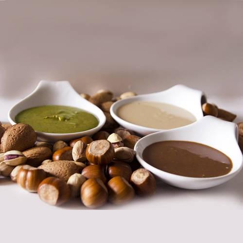LOGO_Organic hazelnuts, Organic Almonds and Organic Pistachios