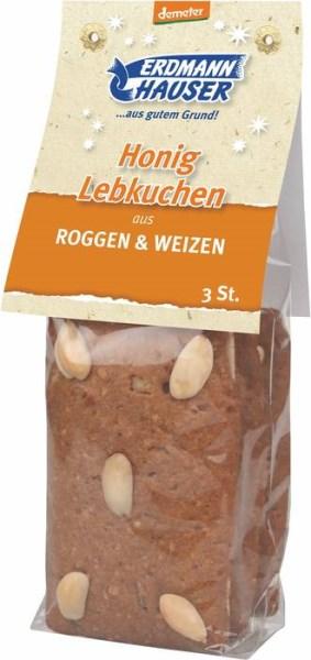 LOGO_Honig Lebkuchen aus Roggen und Weizen