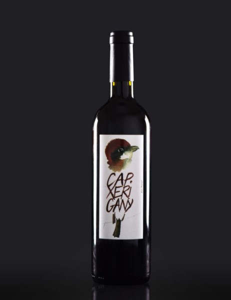 LOGO_Capxerigany Red wine