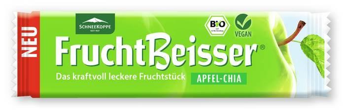 LOGO_Schneekoppe Fruchtbeisser Bio Apfel-Chia