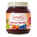 LOGO_Babybio Obst– und Gemüsegläschen