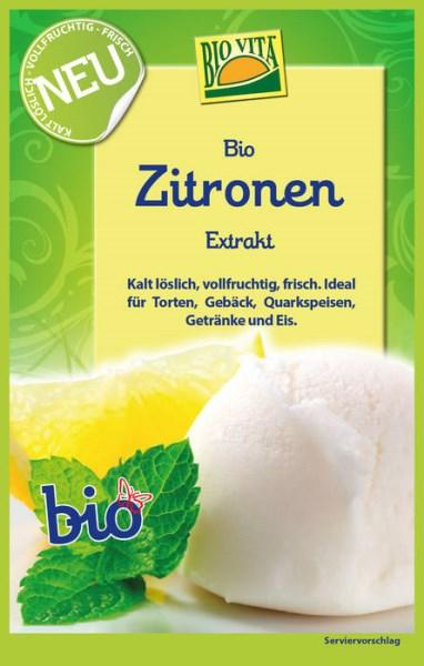 LOGO_Bio Zitronen-Extrakt aus kbA