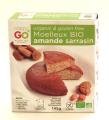 LOGO_Organic & gluten free ALMOND Buckwheat sponge cake