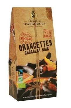 LOGO_Candied orange peels – 160g – Organic and Fairtrade