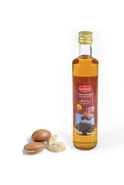 LOGO_Argan Oil