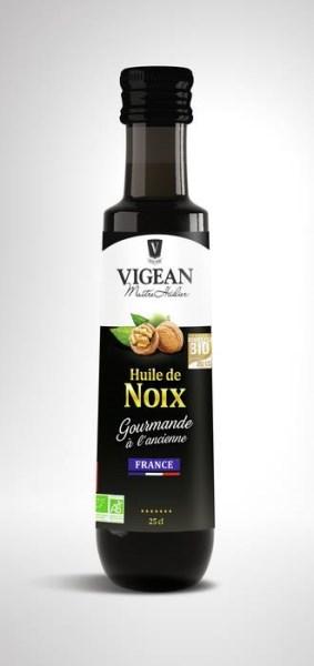 LOGO_Organic gourmet walnut oil