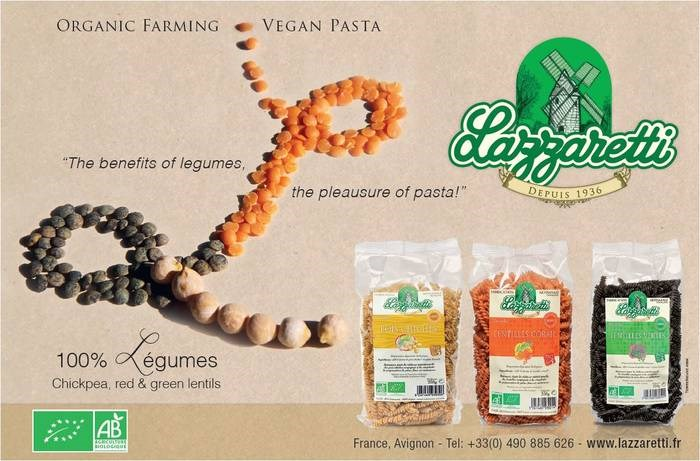LOGO_Organic Farming Vegan Pasta