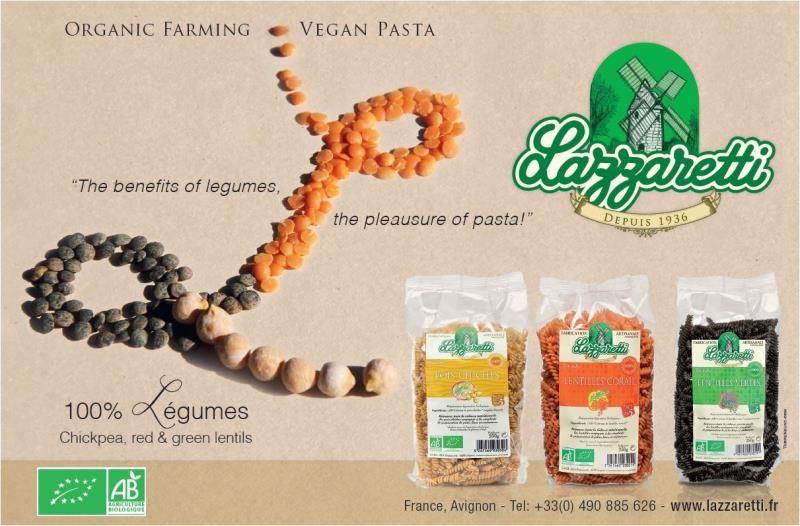 LOGO_Vegan Pasta Gluten Free 100% Legumes