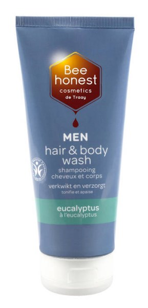 LOGO_Bee honest cosmetics - Hair & wash wash men
