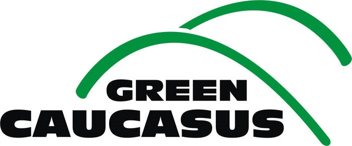 "LOGO_ECOGLOBE ""Green Caucasus"" private organic label & standard"