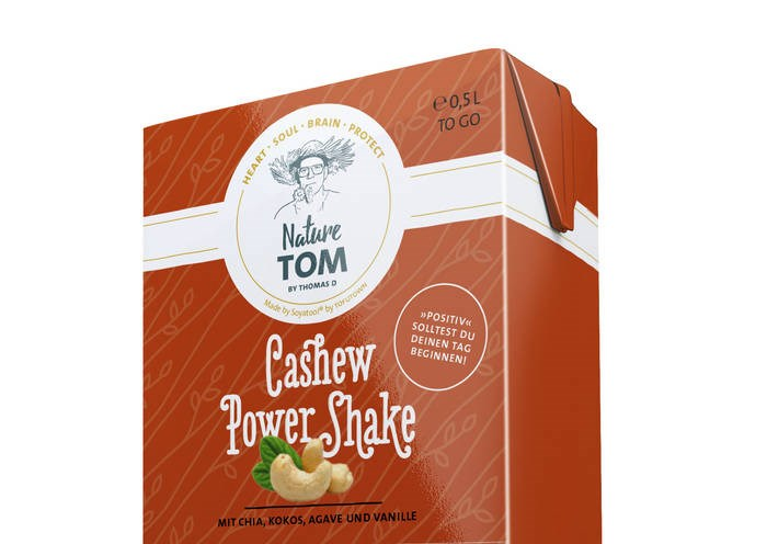 LOGO_NATURE TOM® Cashew Power Shake