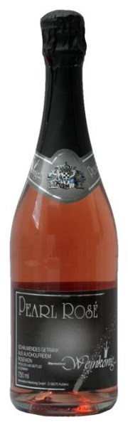 LOGO_Pearl rosé - sparkling dealcoholised wine